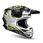 Casque cross et enduro