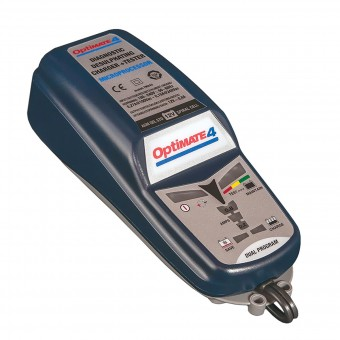 Batterie moto Tecmate Optimate 4 Dual Program