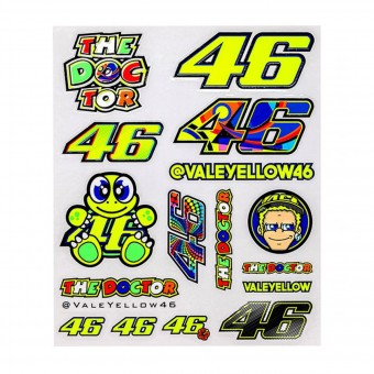 Adesivi Moto VR 46 Stickers Big 02 VR46
