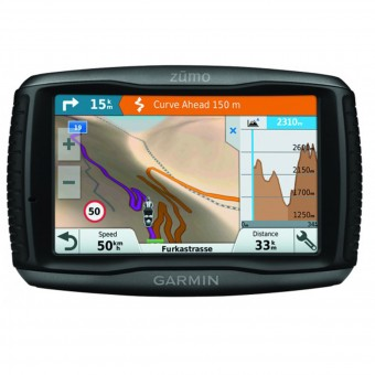 GPS-Navigatori Garmin Zumo 595 Travel Edition