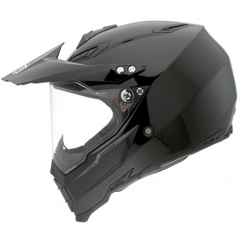 Casque Cross AGV AX-8 Dual Evo Nero