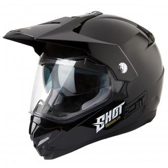 Casque Cross SHOT Rambler Nero