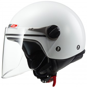 Casque Bambini LS2 Wuby White OF575J