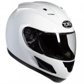 Casque Integrale Torx Billy Bianco