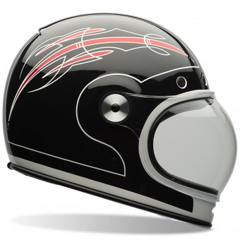 Casque Integrale Bell Bullitt Skratch Black Red