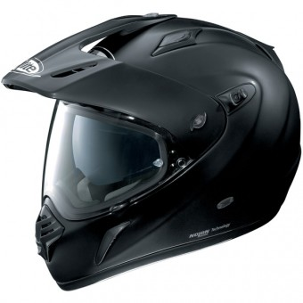 Casque Cross X-lite X-551 Start N-Com Nero Opaco