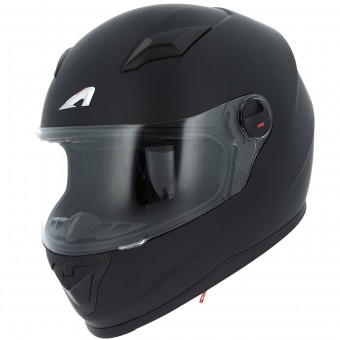 Casque Integrale Astone GT2 Matt Black