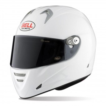 Casque Integrale Bell M5X Solid White