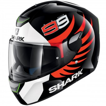 Casque Integrale Shark Skwal Lorenzo WKR