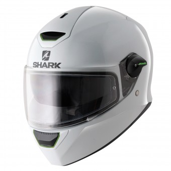 Casque Integrale Shark Skwal Blank WHU
