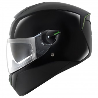 Casque Integrale Shark Skwal Dual Black BLK