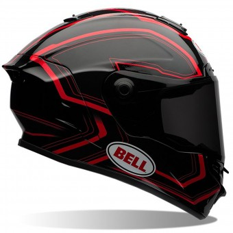 Casque Integrale Bell Star Pace Red