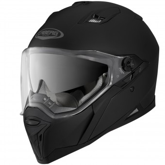 Casque Integrale Caberg Stunt Matt Black