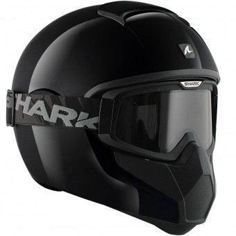 Casque Integrale Shark Vancore Blank BLK