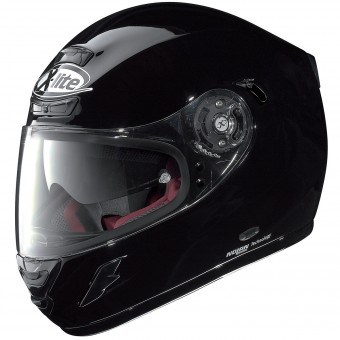 Casque Integrale X-lite X-702 GT Start N-Com Black 1