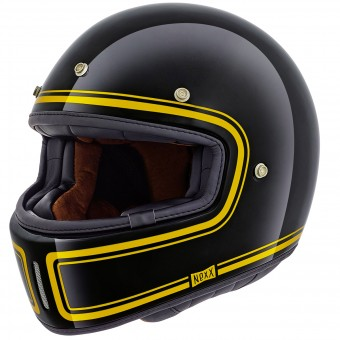 Casque Integrale Nexx X.G100 Devon Black Full