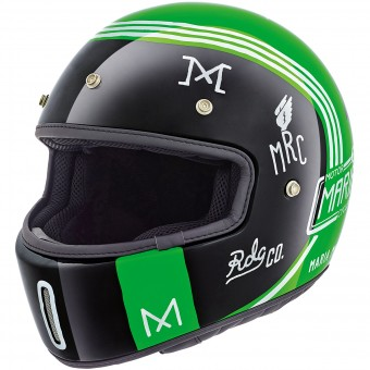 Casque Integrale Nexx X.G100 Muddy Hog Green Full