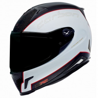 Casque Integrale Nexx X.R2 Carbon Bianco