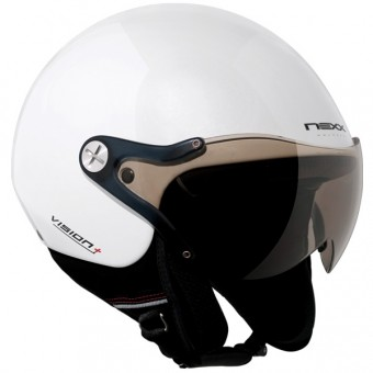 Casque Jet Nexx X60 Vision Plus Bianco