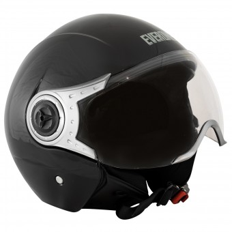 Casque Jet Everone Everoad Black