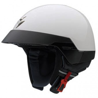 Casque Jet Scorpion EXO 100 Bianco