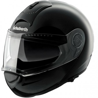 Casque Modulare Apribile Schuberth C3 Nero