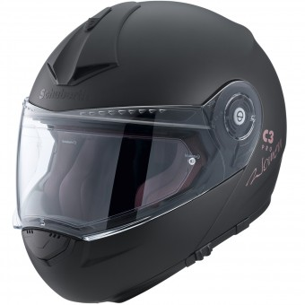Casque Modulare Apribile Schuberth C3 Pro Women Nero Opaco