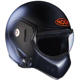 Casque Modulare Apribile Roof Boxer C Matt Black
