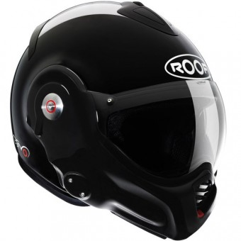 Casque Modulare Apribile Roof Desmo Nero