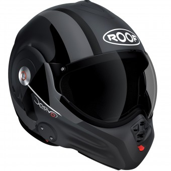 Casque Modulare Apribile Roof Desmo Ram Matt Titan Black