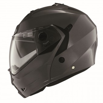 Casque Modulare Apribile Caberg Duke Gun Metal Grey