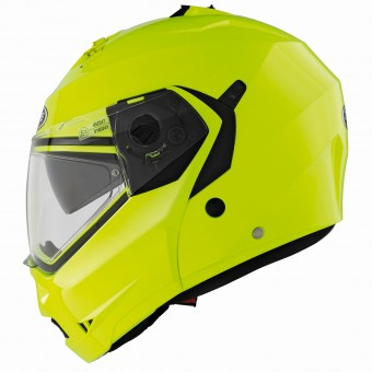 Casque Modulare Apribile Caberg Duke Hi-Vizion Yellow