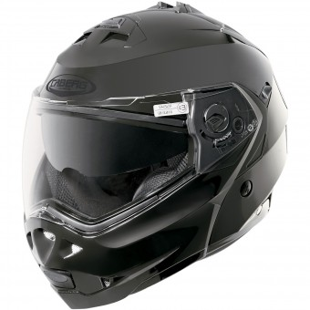 Casque Modulare Apribile Caberg Duke II Smart Black