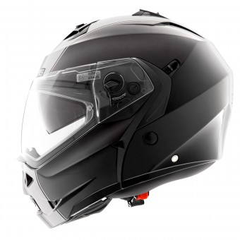 Casque Modulare Apribile Caberg Duke Legend Black White