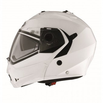 Casque Modulare Apribile Caberg Duke White