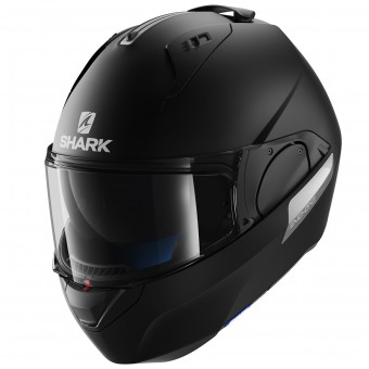 Casque Modulare Apribile Shark Evo-One Blank Mat KMA