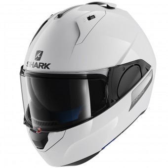 Casque Modulare Apribile Shark Evo-One Blank WHU