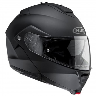Casque Modulare Apribile HJC IS-MAX II Nero Opaco