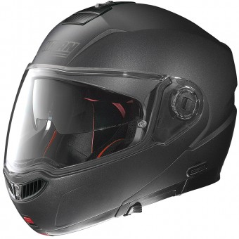 Casque Modulare Apribile Nolan N104 Absolute Special N-Com Black Graphite 9