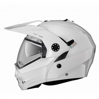 Casque Modulare Apribile Caberg Tourmax White
