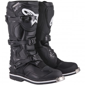 Stivali Cross Alpinestars Tech 1 Black