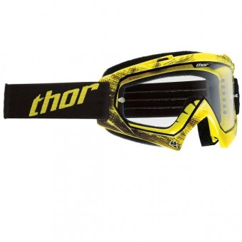 Maschera Cross Thor Enemy Tread Yellow