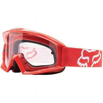 Maschera Cross FOX Main Red Kid