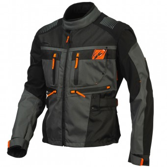 Giacca Cross Kenny Enduro Black Jacket