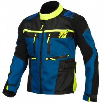Giacca Cross Kenny Enduro Blue Navy Jacket