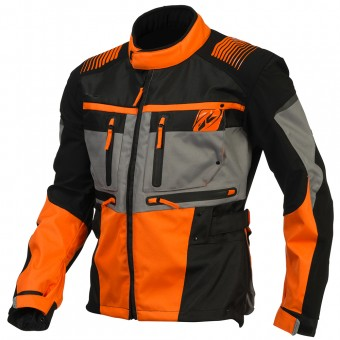 Giacca Cross Kenny Enduro Orange Jacket