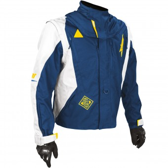 Giacca Cross SHOT Flexor Advance Blue Yellow