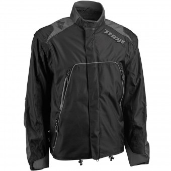 Giacca Cross Thor Range Jacket Black Charcoal