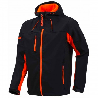 Giacca Cross Kenny Softshell Racing Orange