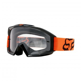 Maschera Cross FOX Main Orange Bambino 009